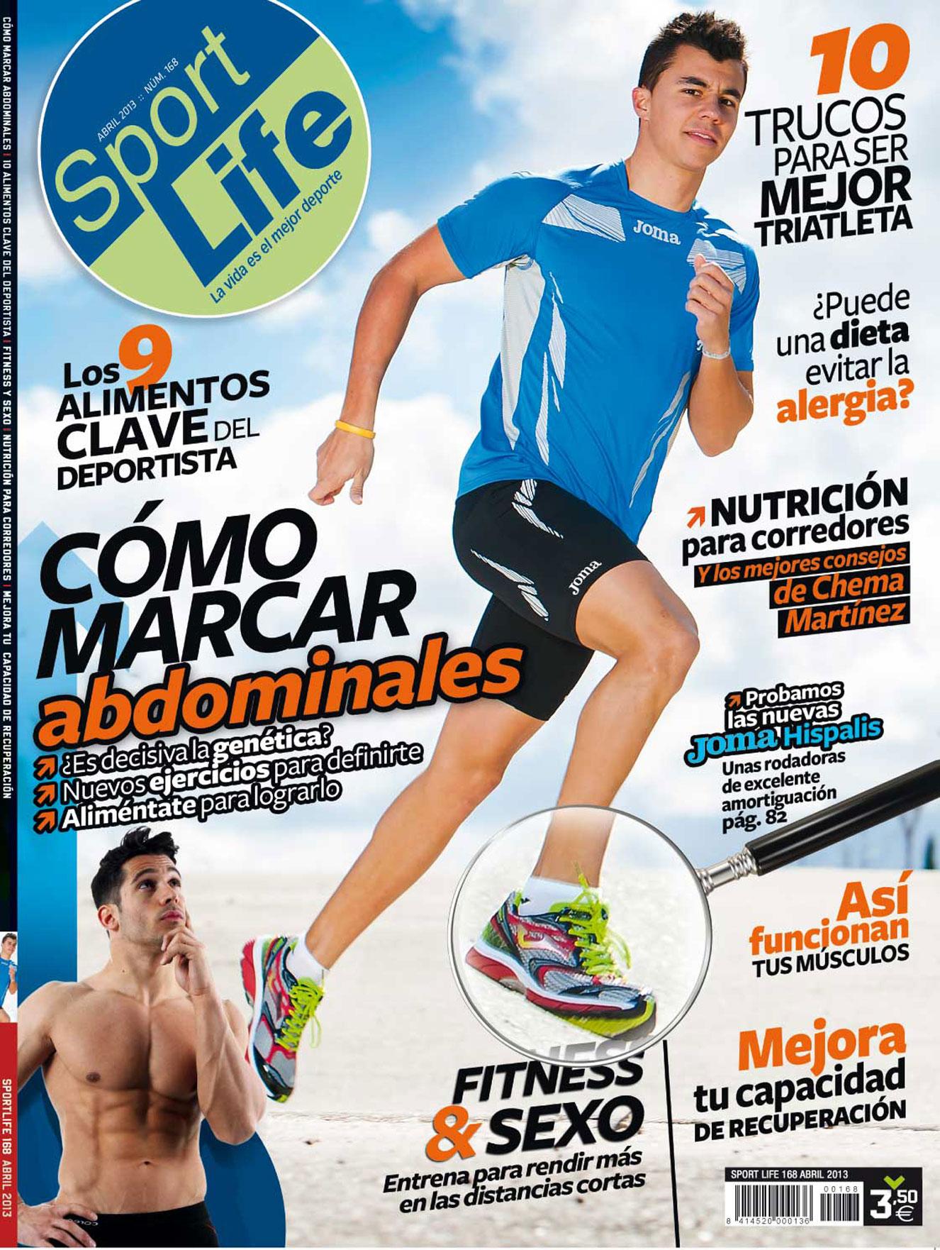 Sumario Sport Life 168 abril 2013