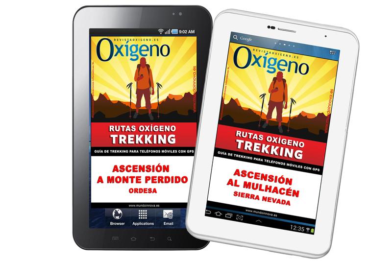 """La revista Oxígeno estrena la aplicación """"Rutas Oxígeno"""""""