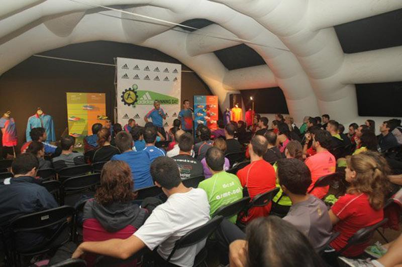 Adidas Running Day: la escuela de los corredores populares
