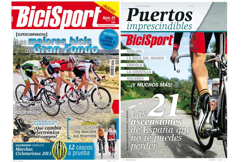 Bicisport llega a los kioscos