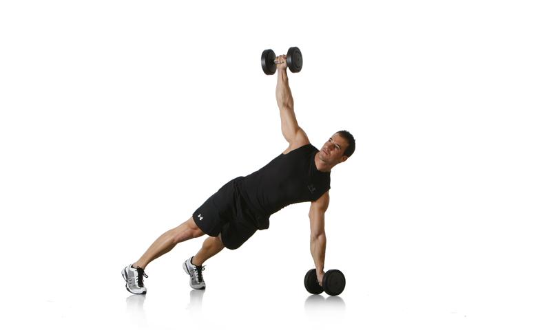 Entrenamiento total con 2 ejercicios