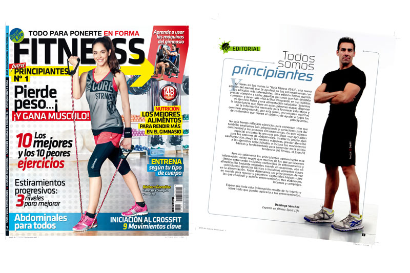 No te pierdas la Guía Fitness 2013