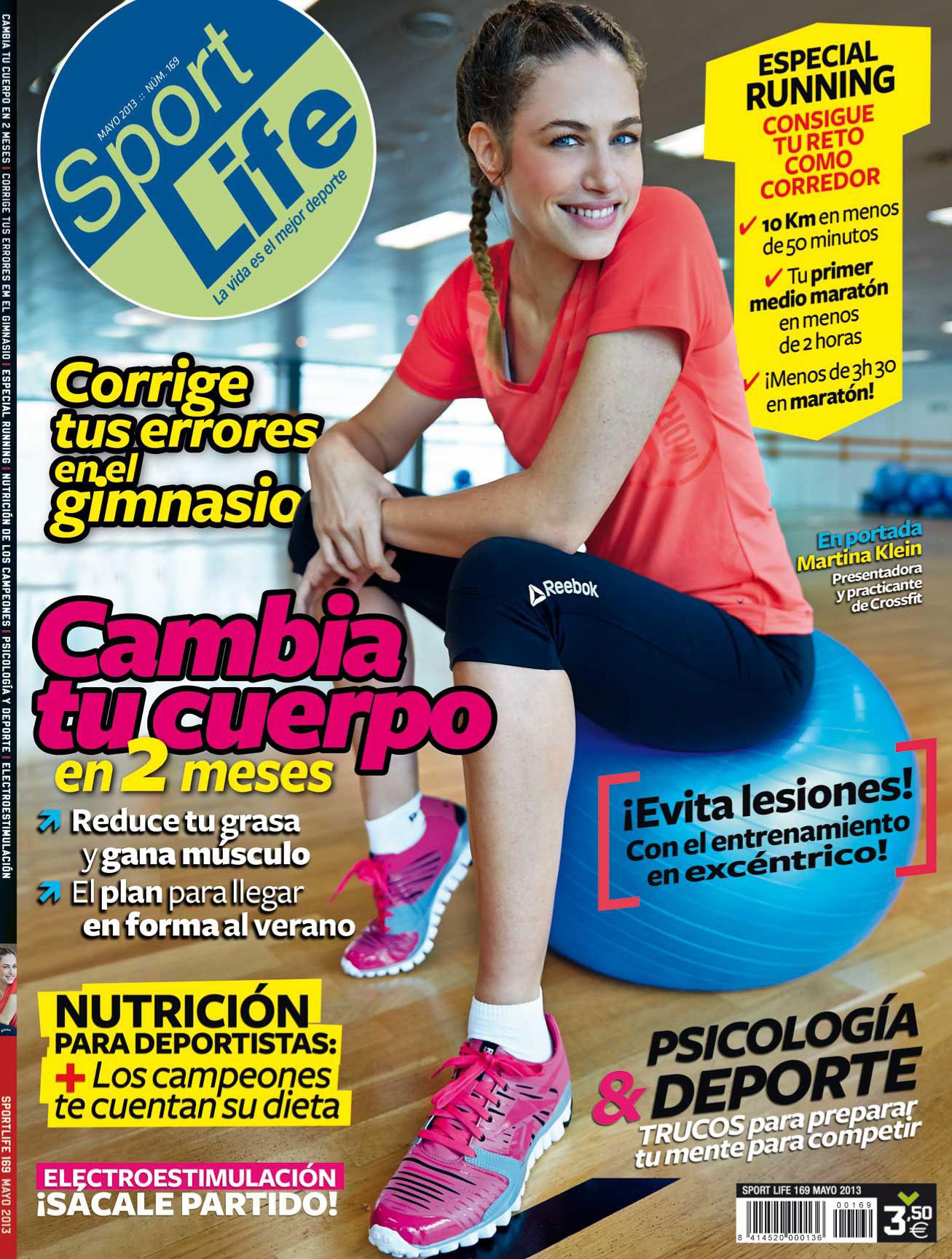 Sumario Sport Life 169 mayo 2013