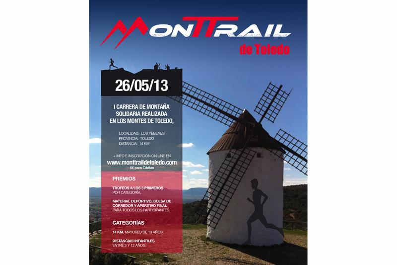 Adéntrate en la carrera de montaña con Monttrail de Toledo