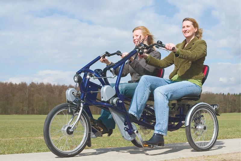 Bicis para todos: en pareja se disfruta más