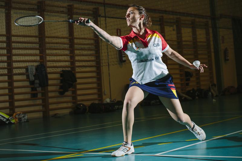 Bádminton: las raquetas más rápidas
