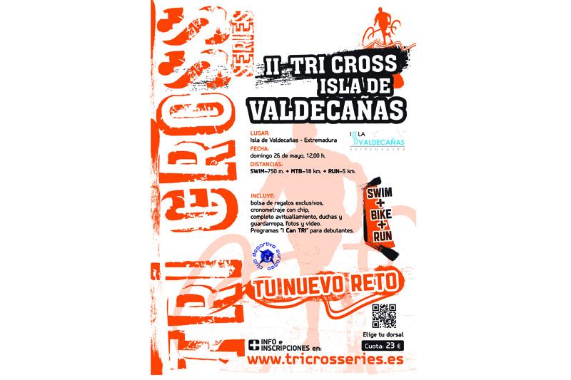 No te pierdas el Tri Cross Isla de Valdecañas