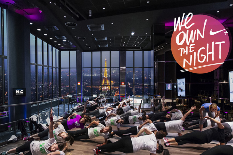 Running nocturno y turismo: apúntate a las Nike We Own the Night