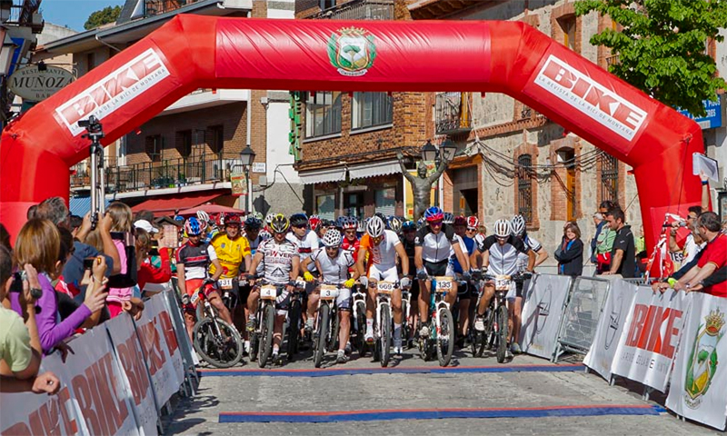 Últimos dias para apuntarte al festival de la bici de montaña en la Sierra de Madrid