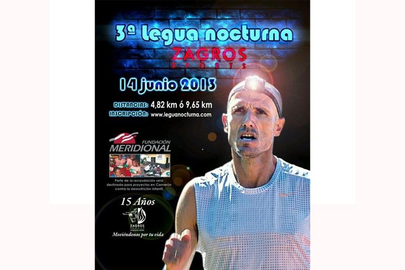 III Legua Nocturna Zagros Sports