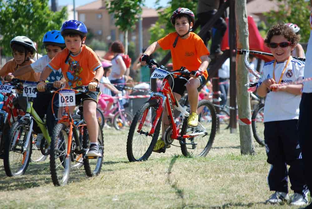 Mountain bike para tus niños