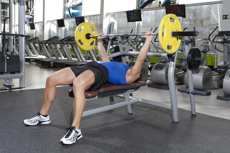 ¿Qué músculos entrenas realmente?