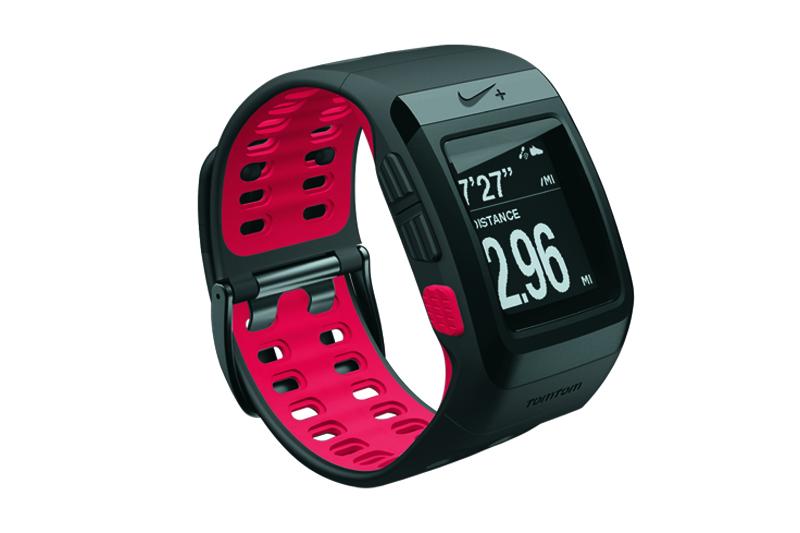 El reloj Nike + SportWatch GPS se viste de rojo