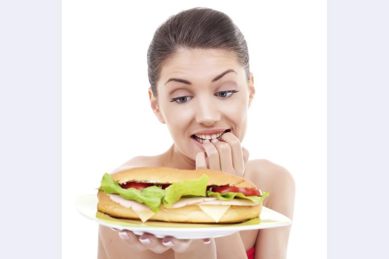 ¿Por qué pasar hambre no funciona?