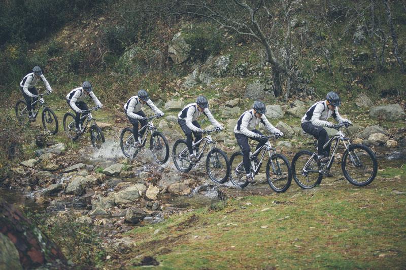 Mountain bike: combina técnica más fuerza en la misma sesión de entrenamiento