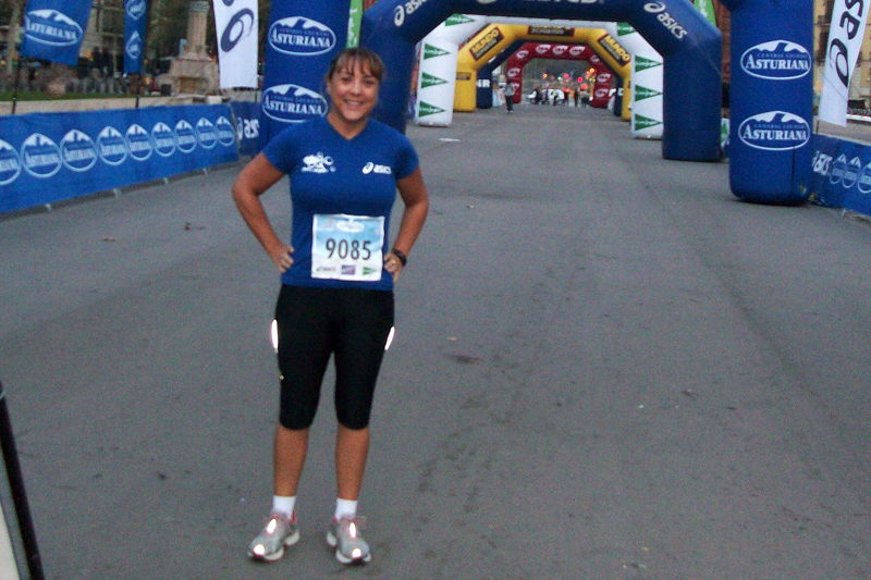 María Boix: Salir a correr fue el principio de su nueva vida