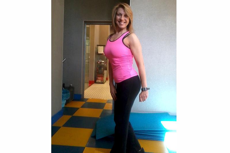 Mª Paz Álvarez: el gimnasio como motor del cambio