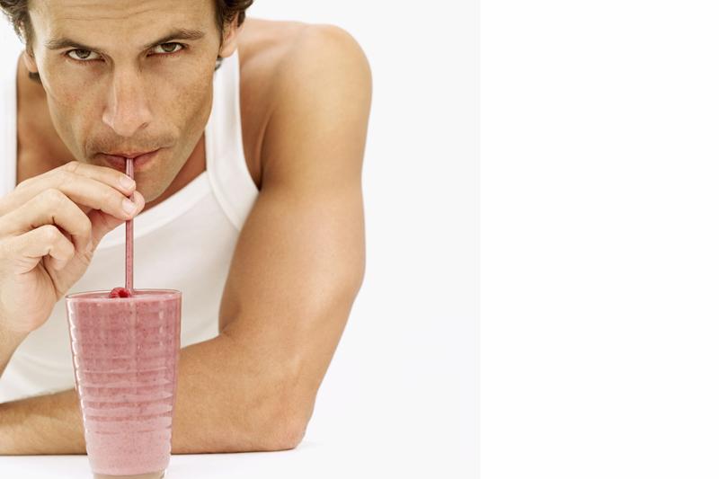 ¿Qué tengo que beber para entrenar en el gimnasio?