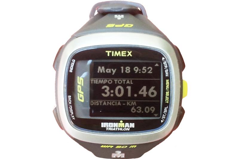 Ya tenemos al ganador del pulsómetro Timex Ironman Run Trainer 2.0 GPS