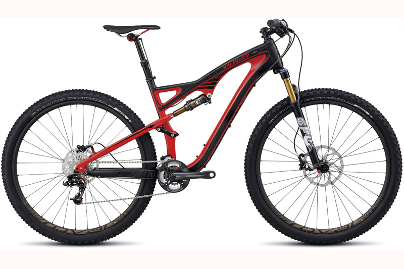 Specialized Camber FSR PRO Carbon 29