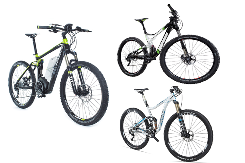 "Mountain bikes ""Test the best"": lo último en bicis"