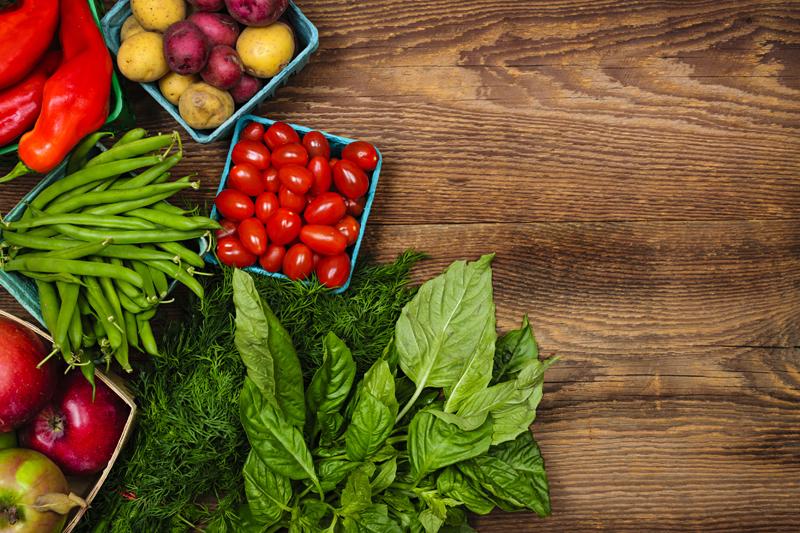 Dale color a tus platos y gana salud