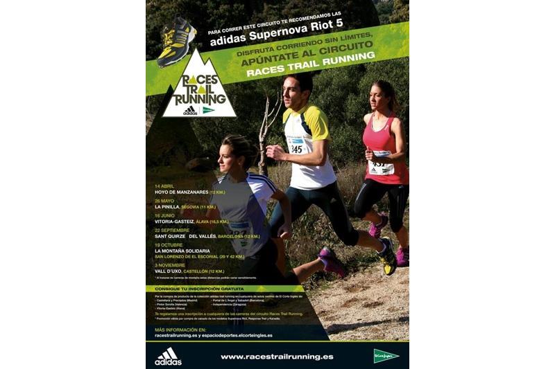 Apúntate a la cuarta prueba del deasafío Races Trail Running en Sant Quirze del Vallès