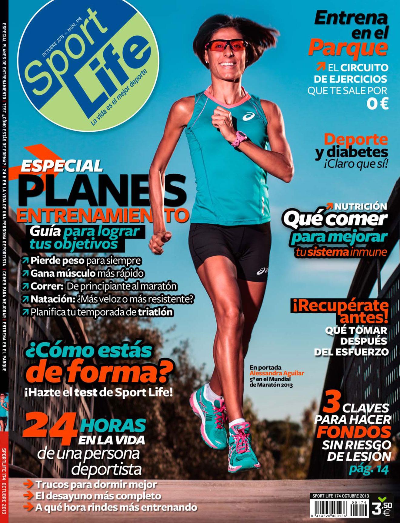 Sumario Sport Life 174 octubre 2013