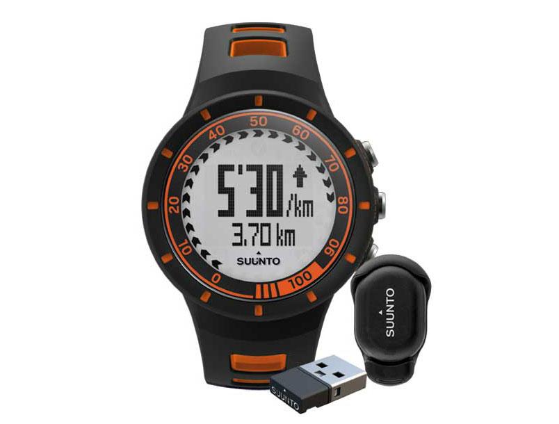 Gana un pulsómetro avanzado Suunto Quest para conocer tu velocidad y distancia cuando corres