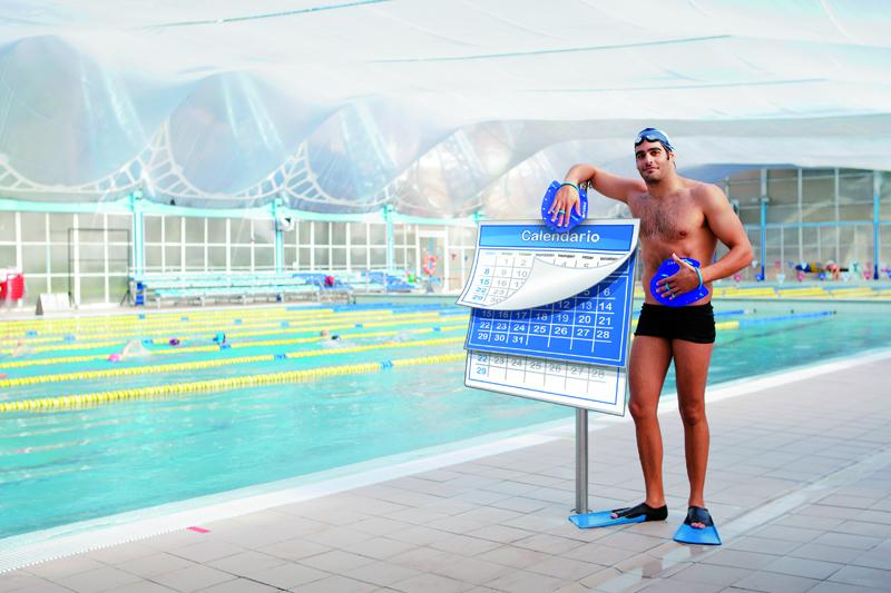 3 meses para nadar más rápido