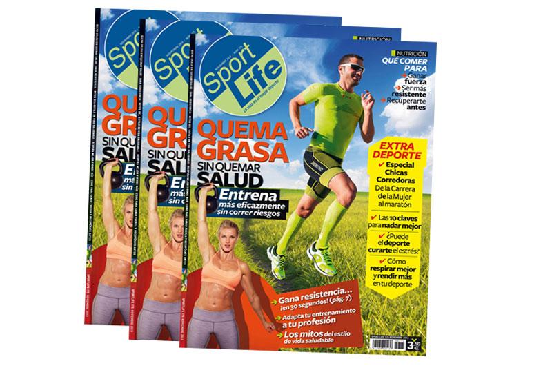 Ya está a la venta el número de Sport Life de noviembre