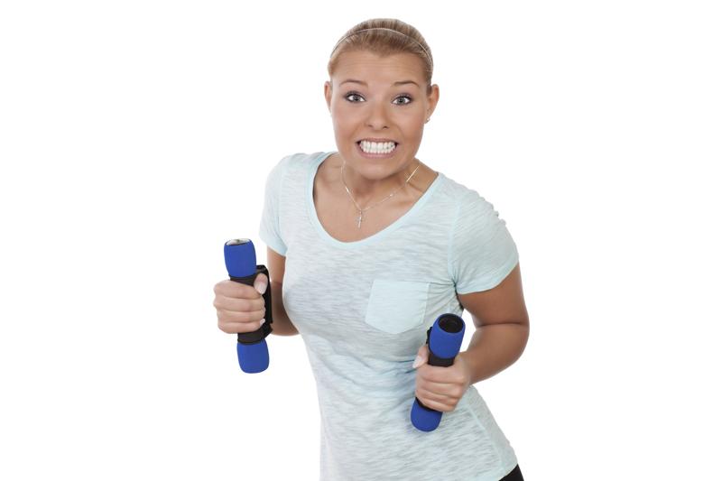 Cuida tus dientes para evitar lesiones