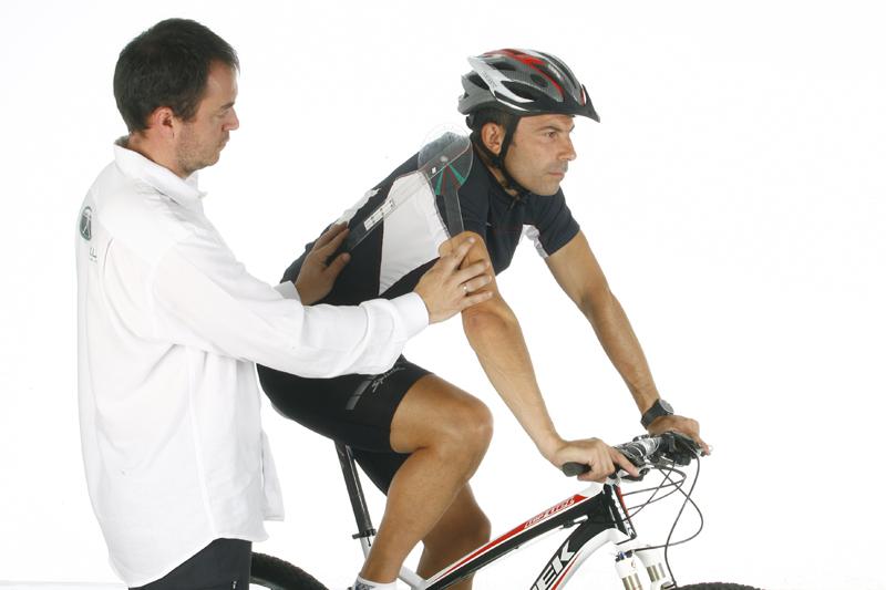 Así se hace un bike fitting