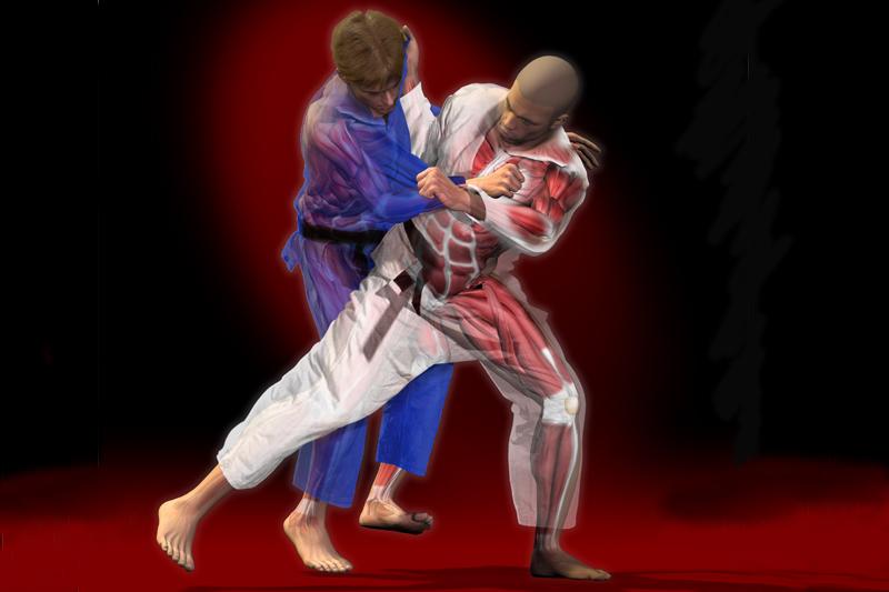 Preparación física para Judo