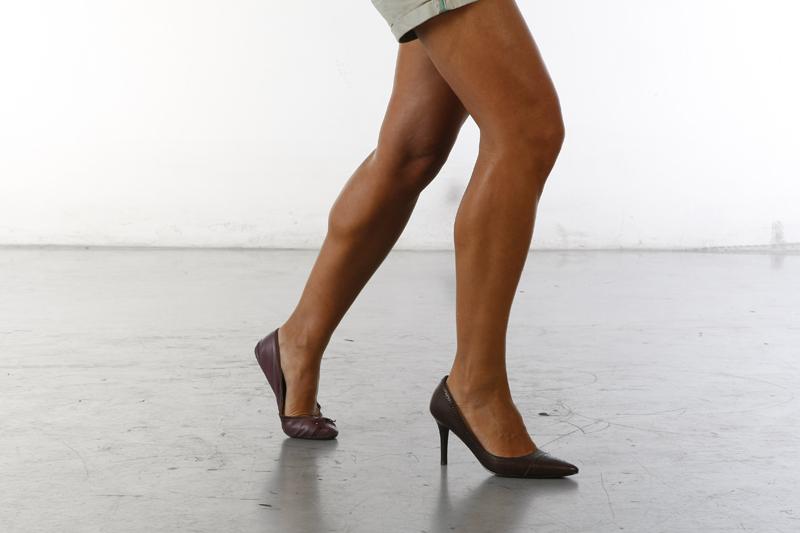 ¿Bailarinas o tacones?