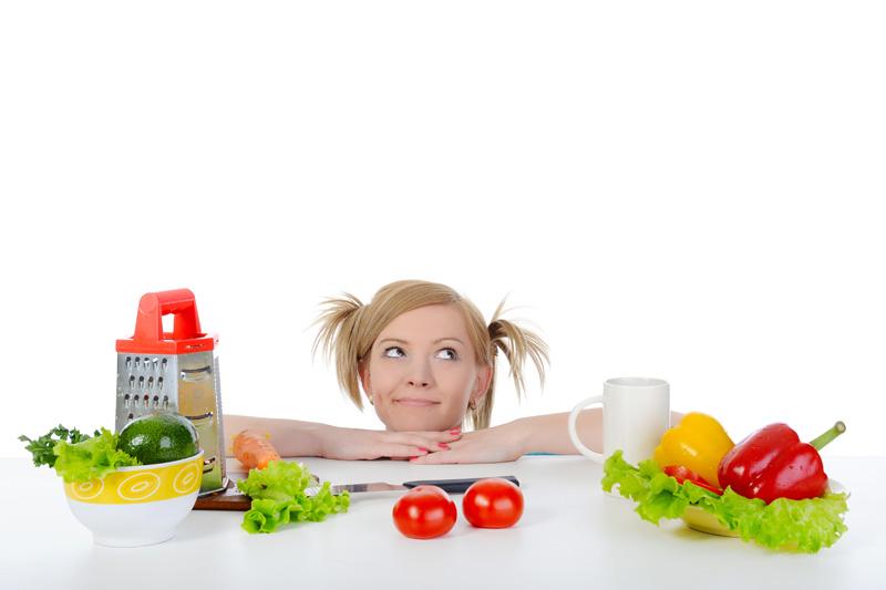 Cómo combinar lo que comes para estar sano y delgado