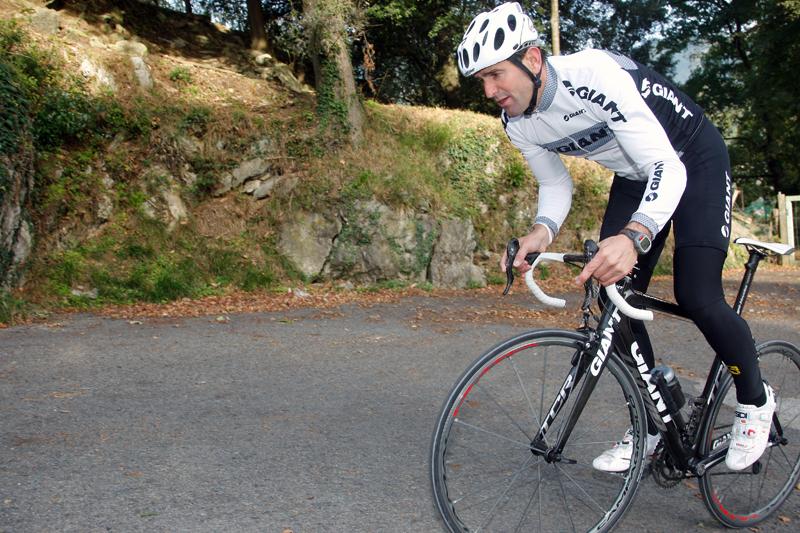 Prepara tu temporada de bici con Abraham Olano