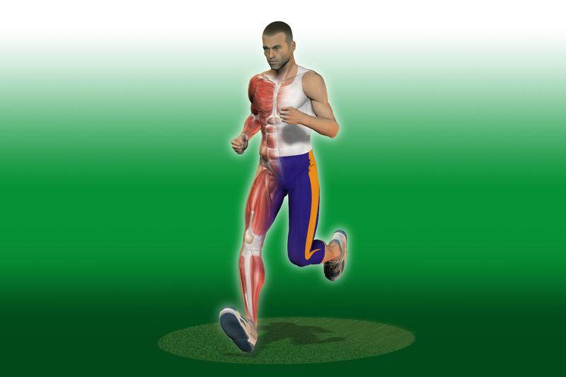 Preparacion física específica: Running