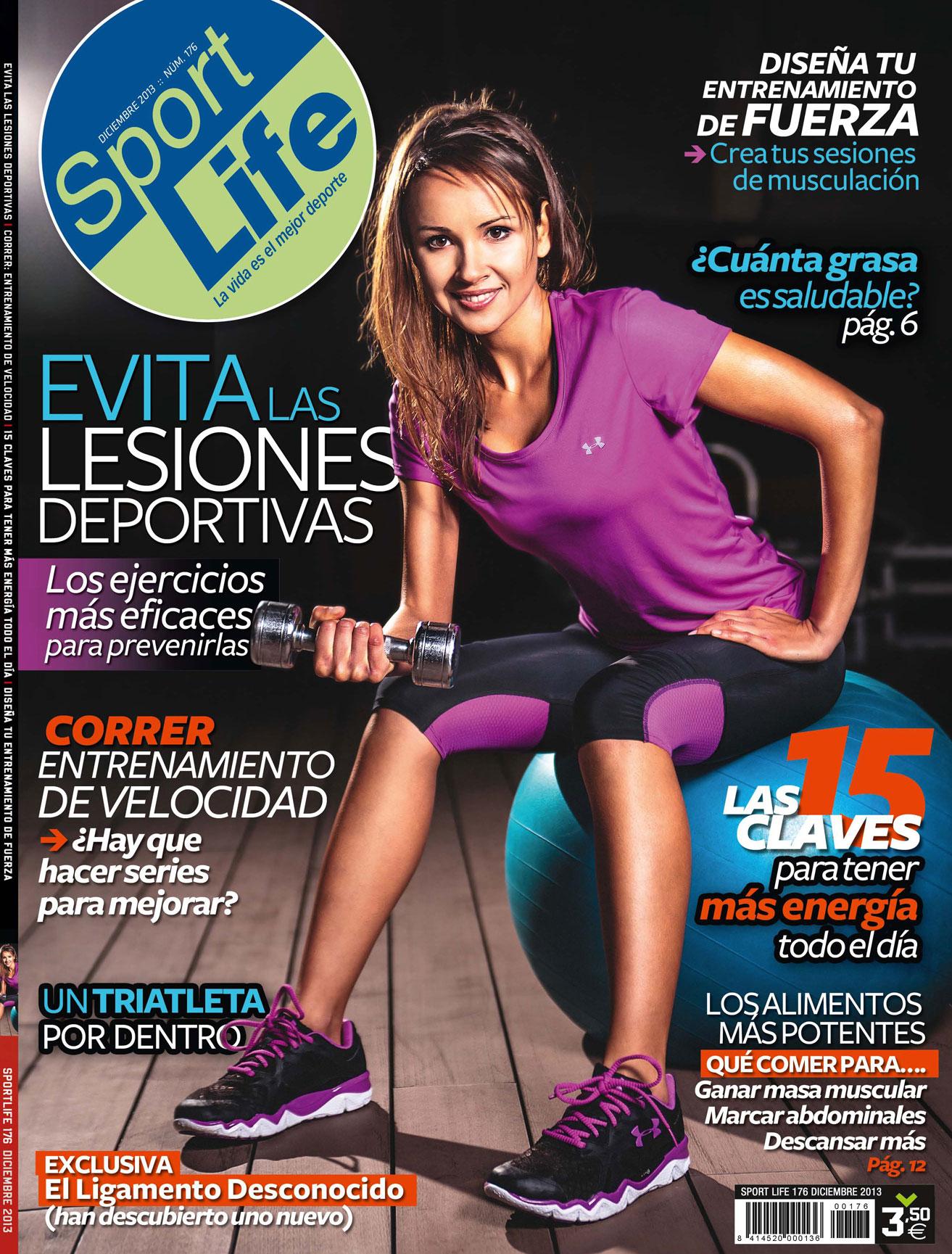 Sumario Sport Life 176 Diciembre 2013