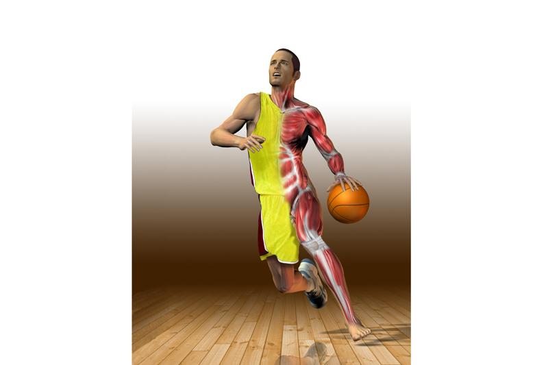 Preparación física específica: Baloncesto