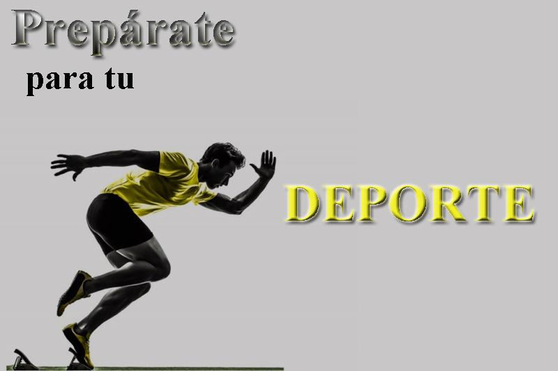 Preparación física para más deportes