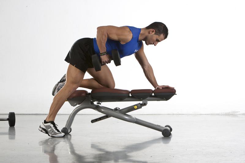 """4 ejercicios para """"marcar músculo"""""""