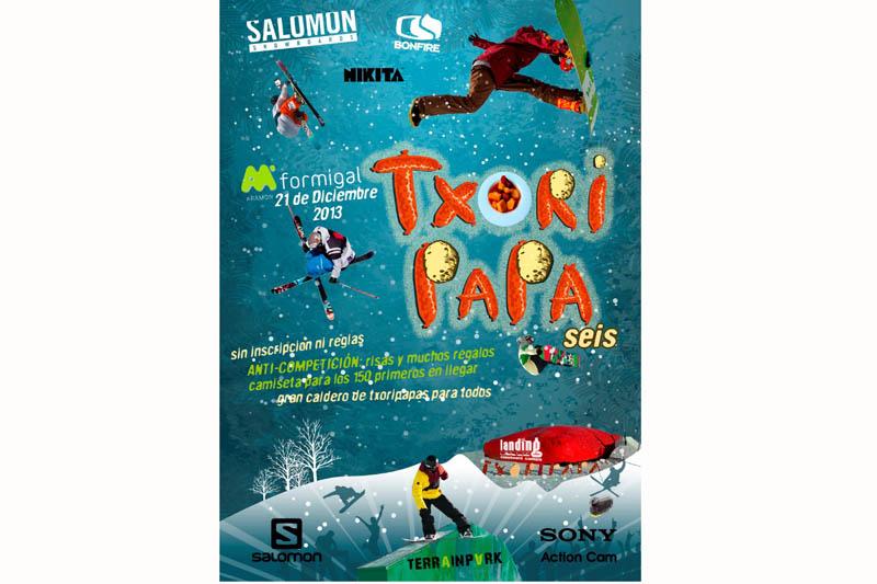 La gran fiesta del freestyle se celebra en Formigal