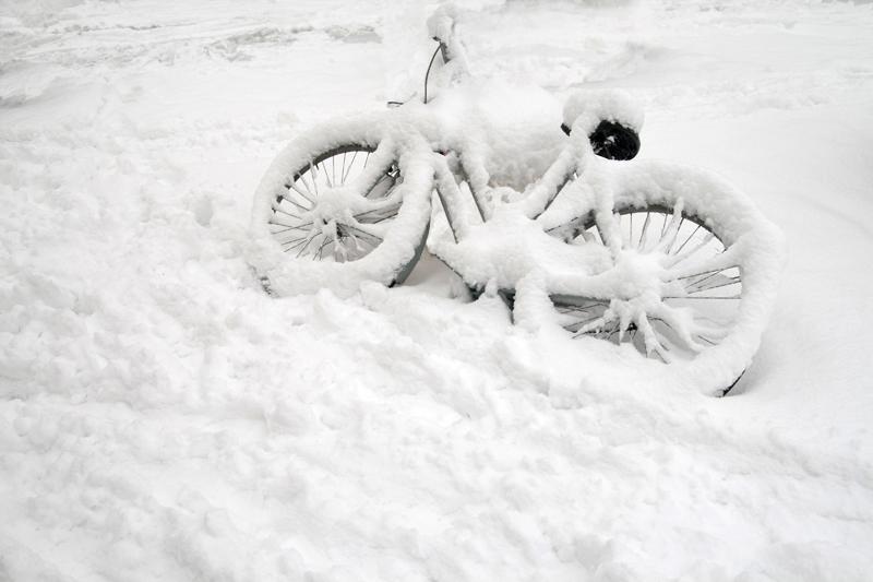 ¿Qué tiene que hacer un ciclista cuando llega el frío?