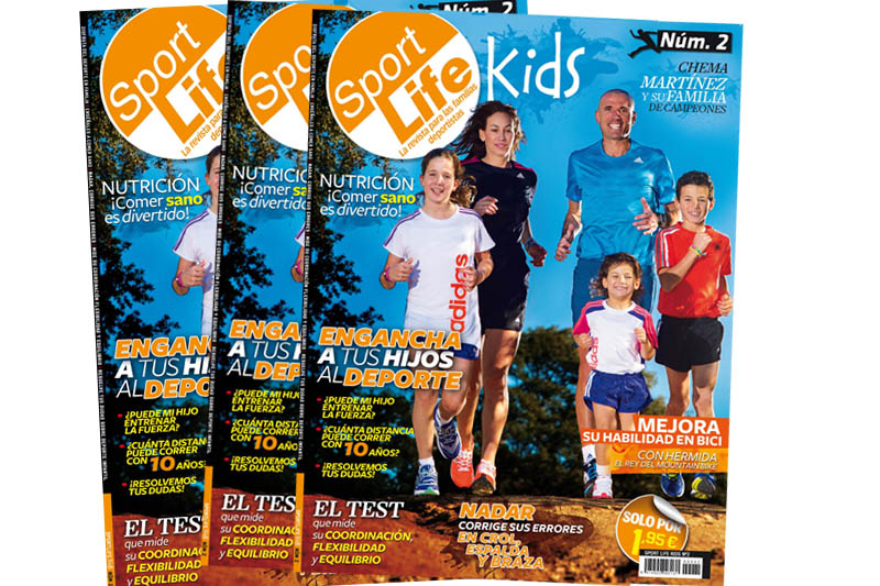 El nuevo Sport Life Kids ya está en los quioscos
