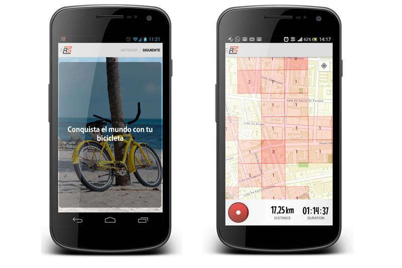 Conquista el Mundo en bicicleta con RiderState