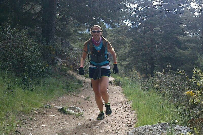 Beatriz Rey Ruiz, una montañera que tomará las calles en la Sansilesvestrada