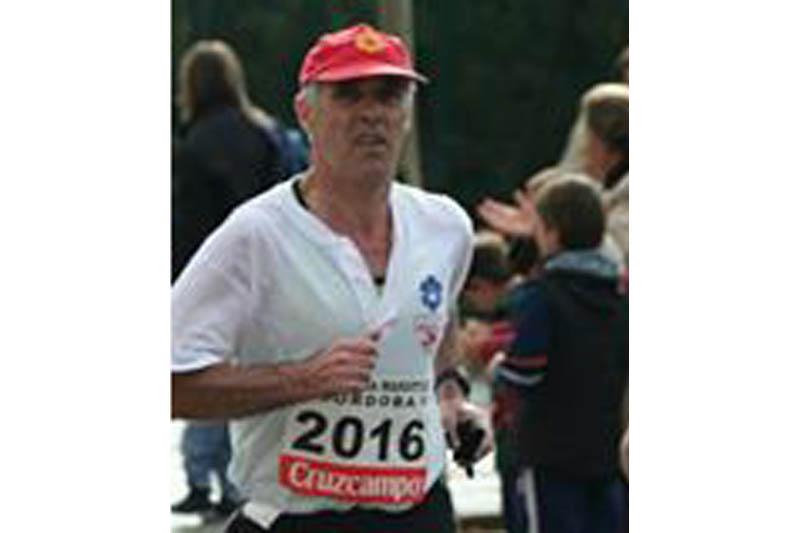 Manuel Beltrán Gutiérrez, celebrará su 25 aniversario como corredor en la Sansilvestrada