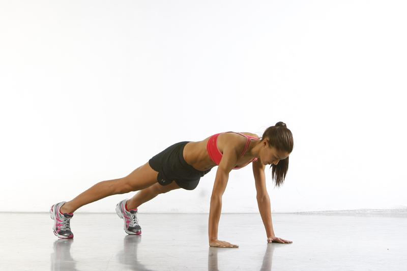 Dos movimientos para una cintura en forma