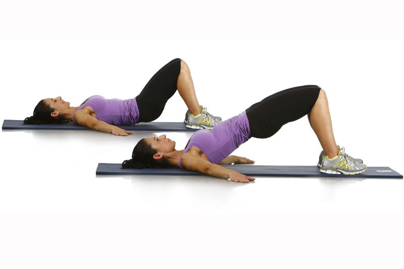 Trabaja el glúteo y mejora tu postura